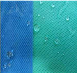 China Well-ventilated, ageing-resistant agricultural pp non woven fabric For surgical dressing on sale