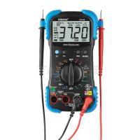 Equus 3340 Automotive Digital Multimeter For Vehicle Rpm / Pinpoint Engine Problems
