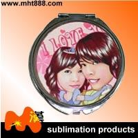 Woman Personalised Compact Mirror Gifts / Gils Monogrammed Compact Mirror