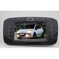 Digital 800*480 Fiat DVD Player A2DP With Blue Tooth Phonebook