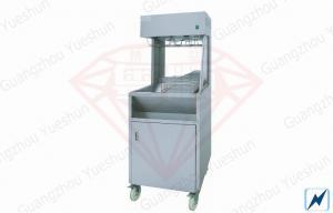 China Commercial Chip Warmer For franchised outlet , 220 - 240V / 50Hz on sale