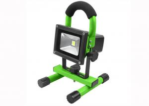 China Patent 10w led rechargeable floodlight / driver changeable for long time work on sale