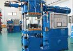 China Custom Horizontal Rubber Injection Molding Machine 400 Ton For Arm Bushing Silicone Parts wholesale