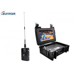 China 10km HDMI HD 1080P COFDM HD Transmitter System with portable receiver box on sale