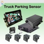 Thermal Cctv IP66K Camera Trailer Truck Reverse 24v Parking Sensor with reverse image For Truck