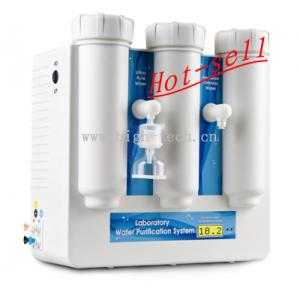 China Designed for laboratory water purification system 150 liter per day on sale