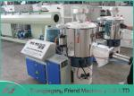 Compact Structure Plastic Material Mixer Machine Beautiful Appearance