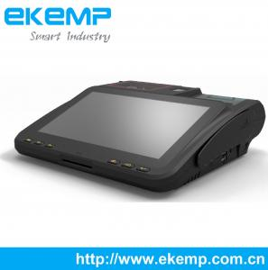 China EKEMP (P10) Android 4.2.2 Tablet POS Terminal with 2D Barcode Scanner on sale