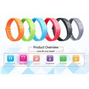China 2015 new products wearable smart bracelet w5 smart watch/smart bracelet watch on sale