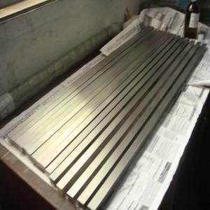 China Barra titanium rodada de la aleación del grado TB5 TB6 de la técnica y del titanio supplier