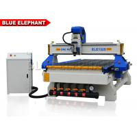 Mdf Door Making CNC Router Machine Wood Machinery For Guitar Welded Structure