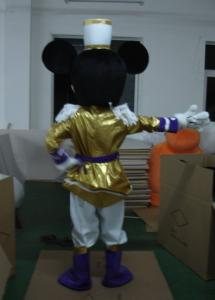 Quality Lovely Mickey mouse kids mascot costumes with good ventilation for sale