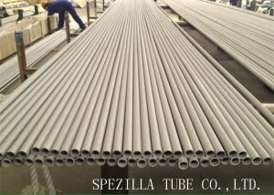 China TP304/304L Stainless Steel Seamless Pipe Standard ASTM A213 for Heat Exchanger on sale