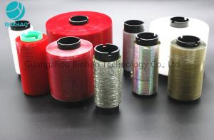 China Red Silver Tobacco Tear Tape Sealing Packaging Customize Logo Color Printing on sale
