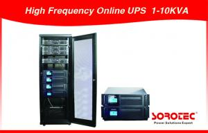 China 10KVA 380VAC Three Phase High Frequency Online UPS Power Supply  with 240VDC Battery on sale