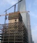 The 21st Century Building (Shanghai, China)-Climbing Formwork QPMX-50