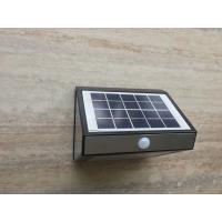 6 Ultra Bright Solar Powered Motion Sensor Outdoor Light 200 Lumens