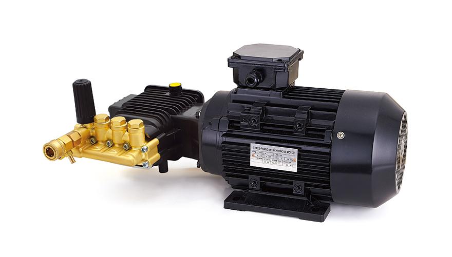 High pressure mist fog machine 3WZ-1808 brass plunger pump