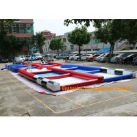 PVC Tarpaulin Inflatable Zorb Rump Outdoor Toy  Zorb Ball Race Track