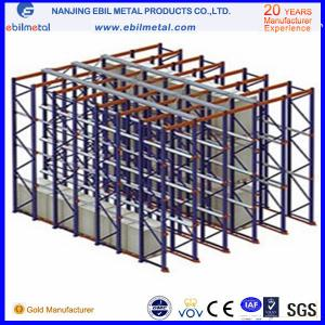 China First in & first out Drive in Racks for Customer Designed Warehouse Racks on sale
