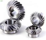 sprial bevel gears for transmission gearbox High Quality Ball Mill Pinion Gear made in China