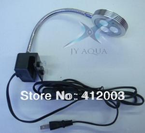 China JY-0103 mini Aquarium clip lamp eco friendly_3W on sale