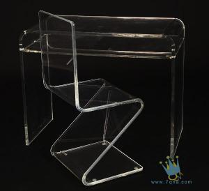 China FU (71) acrylic old boat acrylic furniture on sale