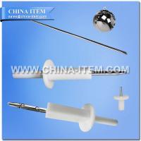 CEI/EN/IEC 60601 Test Probe Kit of Standard Test Finger & Test Hook & Test Pin