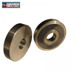 China Petrochemical Industry Steering Knuckle Bearing Brass Inlaid Carbon Graphite on sale