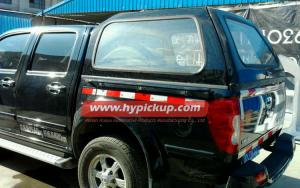 China Great Wall Wingle Pickup Hardtop Canopy With Sliding Side Windows on sale