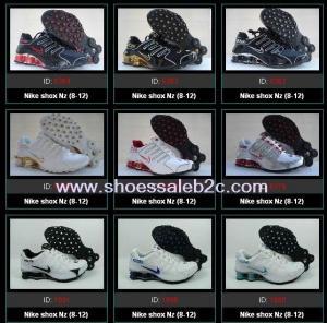 China custom cheap nike shox r3 r4 r5 nz oz turob tl1 tl3 factory from china on sale
