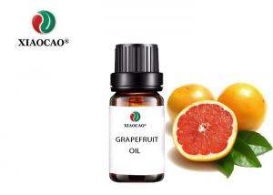 China Skin Care Organic Grapefruit Oil Sweet Odor For Clean Oily Skin Nourish Hair on sale