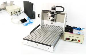 China USB Controller 3 Axis CNC3040B CNC Machine 300w spindle Engraving Drilling Milling Machine on sale