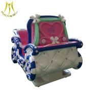 China Hansel high quality  indoor amusement park equipment kiddie rides manufacturers on sale