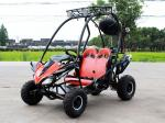 China Air Cool Fully Auto CDI 125cc Adults Go Kart Buggy With Disc Brake wholesale