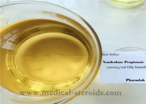 Quality Los esteroides inyectables del Nandrolone engrasan el propionato 100mg/ml Nandro for sale