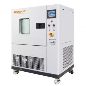 China Constant Environmental Climatic Test Chamber Stainless Steel Interior Ultra Low Temperature Test Chamber on sale