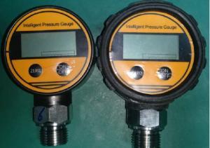 China Mini Gage Digital Pressure Gauge , Digital Pressure Meter Absolute 5 Digits LCD Screen on sale