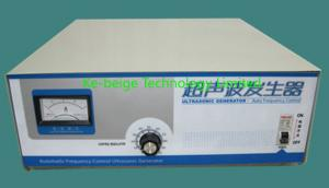 China Save Energy Ultrasonic Cleaning Generator , Industrial Ultrasonic Cleaning Equipment on sale