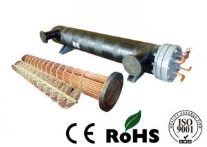 China Cotton Insulation Tubular Heat Exchanger Double Circuit Air Conditioning System on sale