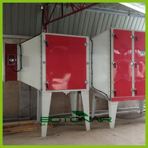China Industrial Fume Purifier Units on sale