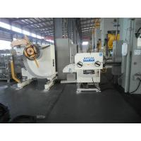 Heavy Duty Material Frame Hydraulic Decoiler Machine Automated Strip Stamping