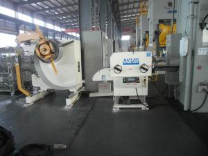 China Heavy Duty Material Frame Hydraulic Decoiler Machine Automated Strip Stamping on sale