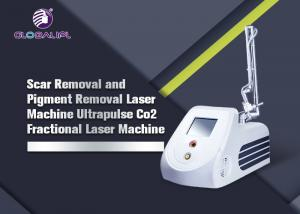 China Fractional Co2 Laser Vaginal Tightening Machine Single Pulse 0.01mm Spot Size on sale