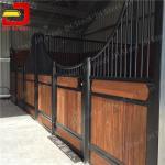 Swing Door Luxury Wooden Panel 10ft Horse Stable Fronts