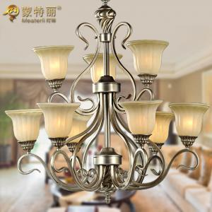 China Large Funky Modern Chandelier Lighting for Kitchen / Foyer , 900W Vintage Chandeliers on sale