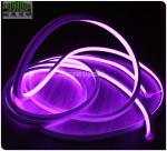 luz de néon RGB do cabo flexível do diodo emissor de luz do quadrado de alta qualidade 24v 16*16m para a decoração
