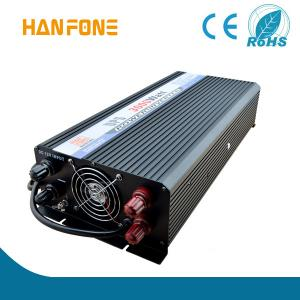 China HanFong 3000w Power Inverter With Charger, DC to AC Solar Power Inverters with Charger Inversor de la energía, inversor on sale
