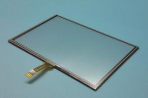 China High Accuracy 2 - 10.4\ Lcd Touchscreen Panel , 4 Wire Resistive Touch Screen on sale