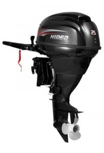China Professiona Electric 4 Stroke 25HP Marine Outboard Engines with Water Cooling on sale